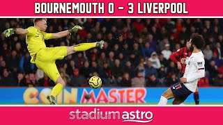 Bournemouth 0 - 3 Liverpool | EPL Highlights | Astro Supersport