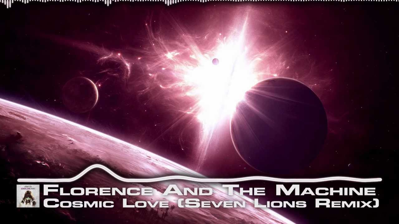 florence and the machine cosmic seven lions remix