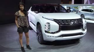 Mitsubishi GT-PHEV Concept - Paris Motor Show 2016