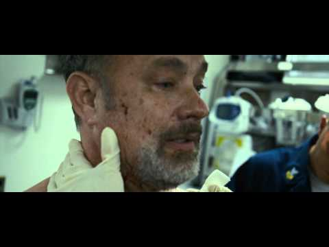 As an EMT I've always been amazed at how well Tom Hanks portrays traumatic shock at the end of Captain Phillips