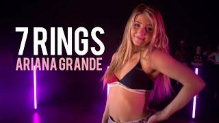 7 Rings - Ariana Grande. Danced by Delaney Glazer
