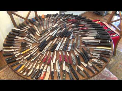 Knife Collection Update : March 2013 Image 1