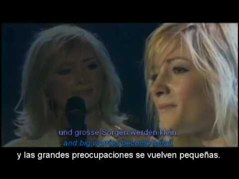 Helene Fischer- Ave Maria(Spanish  German  English Lyrics)