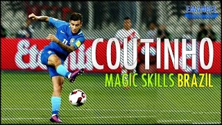 Philippe Coutinho ● Magic Skills ● Brazil ● 2016/2017 ● HD ●