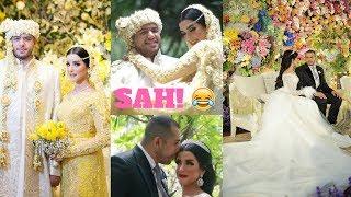 AKAD NIKAH VLOG  ! tasya menikah farasya