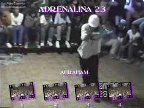 Adrena 23 - Abraham (La Perfecion)