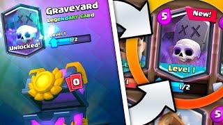 GRAVEYARD OUT OF THIS?! Clash Royale