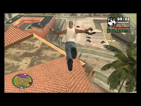 Cleo mods GTA San Andreas HD