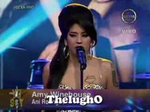 "Yo Soy 20-08-13 AMY WINEHOUSE ""Rehab"" [Yo Soy 2013] Temporada Final COMPLETO"