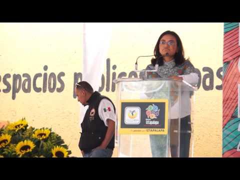 Exposicion de Francisco Toledo en Iztapalapa Diputada Aleida Alavez