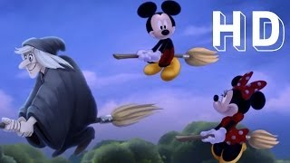 Mickey Mouse Clubhouse Castle of Illusion Final Part Disney Games for Kids HD Video