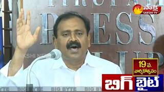 YSRCP Leader Bumana Big Byte || Slams Chandrababu - Watch Exclusive