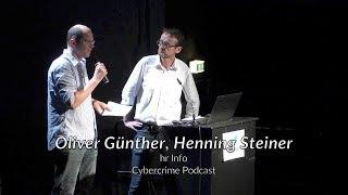 #wmfra87: Oliver Günther, Henning Steiner - Cybercrime Podcast