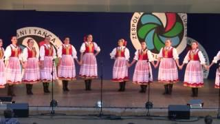 """Tańce górali spiskich - Koncert ZPiT Lublin"""" Lublin-Lublinowi"""" 19.06.2016"""