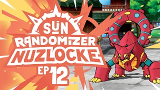 HAU HAS A VOLCANION?! - Pokémon Sun Randomizer Nuzlocke w/ Supra! Episode #12