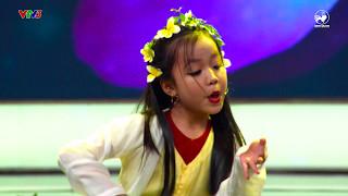 Biệt tài tí hon | Ca nương 7 tuổi Tú Thanh gây bất ngờ với khả năng hát Chèo, Chầu Văn cực đỉnh