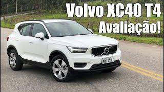 Novo Volvo XC40 2018 T4 avaliação - Falando de Carro