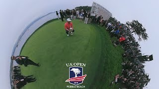 A 360 Degree View of Sunday at the 2019 U.S. Open