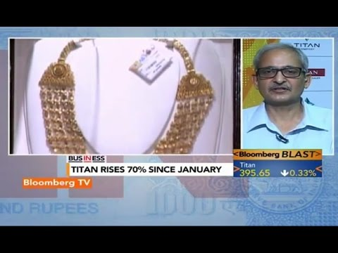 In Business- See Improvement In Consumer Sentiment: Titan