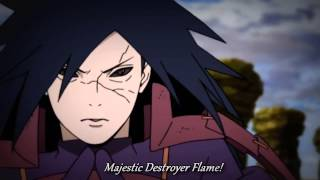 AMV Uchiha madara - Indestructible