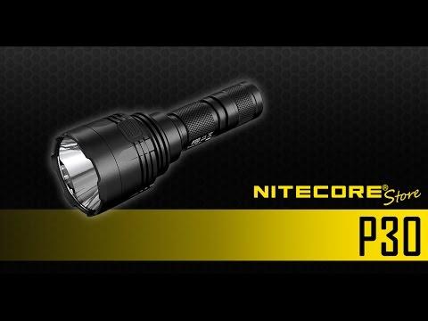 Nitecore P30 Long Range 1000 Lumen Hunting and Search Light