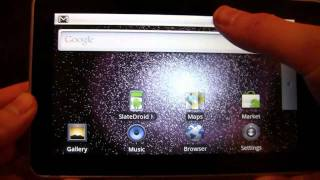 HaiPad Review (Android Tablet / Fake iPad)