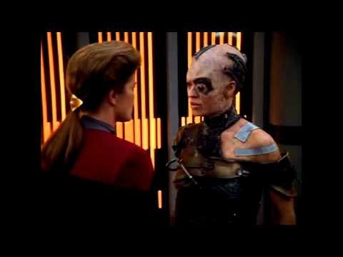 Star Trek Voyager s Lightest  Moments
