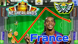NETHERLANDS🗼FRANCE🗼WHAT CRAZY GOLAGOALS✅AMAZING TIPS AND TRICKS SOCCER STARS _Full HD 1080P