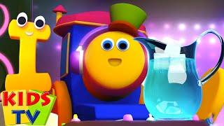 боб поезд | письмо I | детские песни | анимация | Kids Tv Russia | развивающий мультфильм