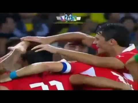 Los 10 Mejores Goles Chilenos 2013 - 2014