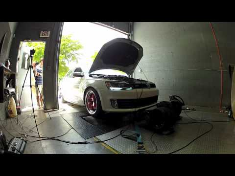 USP Motorsports VW GLI APR Stage 3+ Race Gas Dyno Testing 426whp