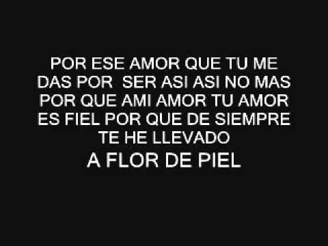 Julio Iglesias - A FLOR DE PIEL   JULIO IGLESIAS by:jaco