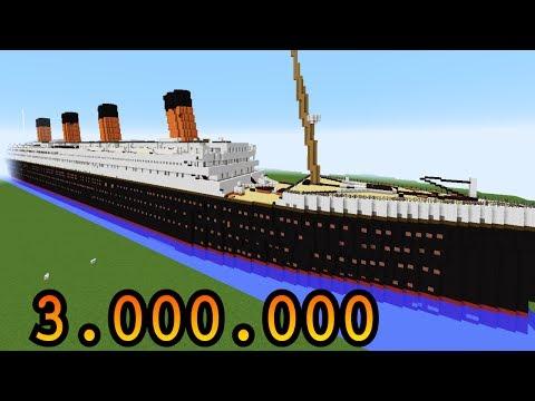 3.000.000 БЛОКОВ В ОДНОЙ ПОСТРОЙКЕ? [Обзор модов #423 (2)]