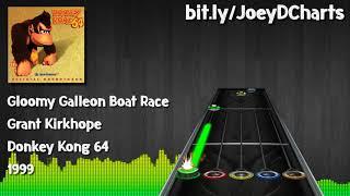 Donkey Kong 64 - Gloomy Galleon Boat Race | Clone Hero Chart