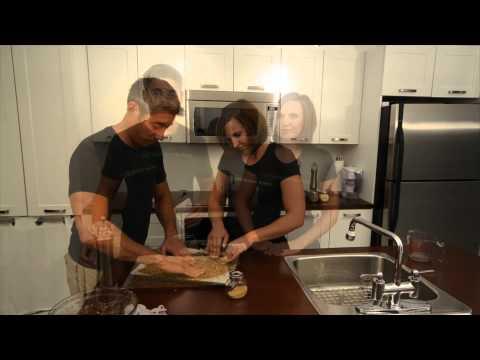 Flax Crackers or Flackers | Paleo Wanna Be | Grain & Gluten Free Recipes