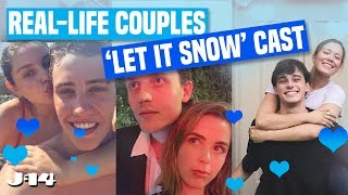 Let It Snow Netflix Movie: See Who the Cast Is Dating IRL