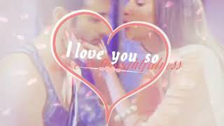 Twinkle and kunj love song