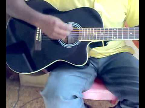 mundhinam parthene guitor by B R Ramesh vaaranam aayiram.mp4