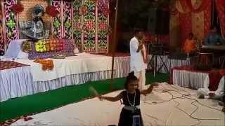 Bansi Bajegi Radha Nachegi Bhajan Janmashtami celebration India Radha Krishna Bhajan
