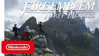 Fire Emblem: Three Houses - Launch Trailer Pt. 1 - Life at the Academy - Nintendo Switch