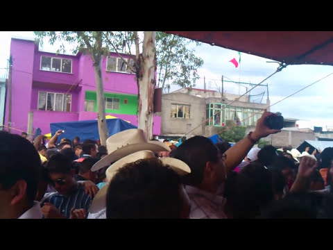 Dia de campo en Santa Maria Aztahuacan 2012