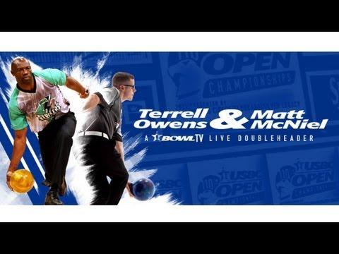 2013 Open Championships: NFL star Terrell Owens (team)