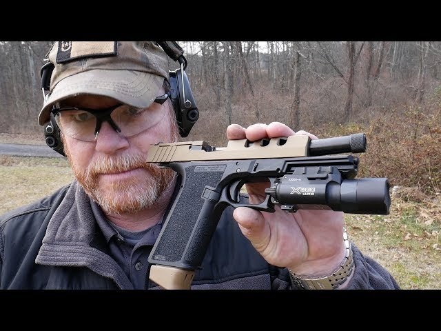 Rock Slide USA and the Poly 80 Build Range Test!  OH YEAH BABY!!!  This is Fun!!
