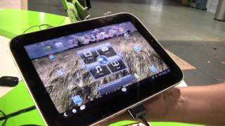 Lenovo IdeaPad K1 with Android Honeycomb & Nvidia Tegra 2 at IFA 2011