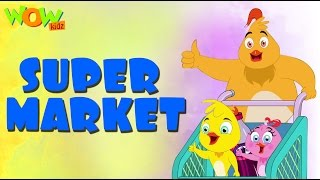 Super Market - Eena Meena Deeka - Non Dialogue Episode