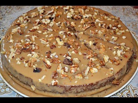 Кофейный пирог.