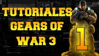 Gears of War - Tutorial Gnasher en Español (GOW3)