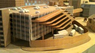 ARCHITECTURAL MODELS (BDP Manchester)