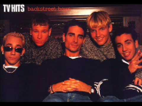 """Every Time I Close My Eyes"" - Backstreet Boys"