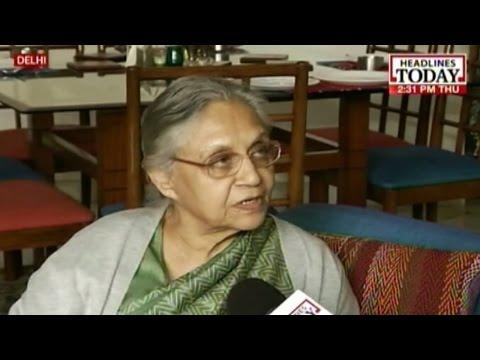 Ajay Maken did not take Delhi campaign seriously: Sheila Dikshit
